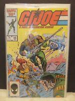 GI JOE A Real American Hero! #56 Feb 1987 Marvel 25th Comic in Bag