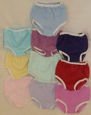 3 Pair Solid Color Panties fit  My Twinn Doll Clothes  23in