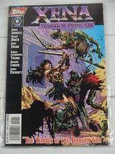 Xena Warrior Princess (1st Series) #0B 1997 Bagged and Boarded - C3451