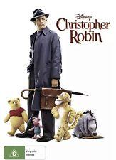 Christopher Robin (DVD, 2018) Region 4 - Australia