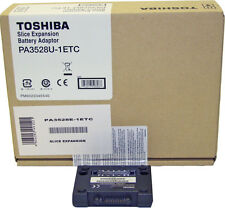 Toshiba PA3528U-1ETC Expansion Battery Charger Adaptor