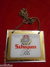 Schopen Pils Kirchherten Zapfhahnschild P564