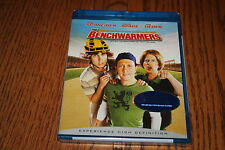 The Benchwarmers Blu-ray Disc, 2006 David Spade Rob Schneider Blu-ray Brand New