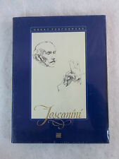 Arturo Toscanini GREAT PERFORMERS 3-Cassette Box Set Time-Life Sealed