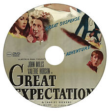 Great Expectations -John Mills, Tony Wagner, Alec Guinness Jean Simmons 1946 DVD