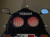 01-02 R6 LED RED Taillight Tail Signal Light 2001 2002 Yamaha