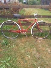 Vintage Royal Enfield Junior Championship Bike 20 Inch Frame 26 X 1 3/8 Wheels