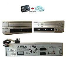 Funai DRVR-B778S VCR VHS DVD Combi Combo Converter Recorder,EXT SKY SCART REC