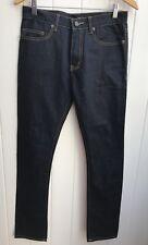Saint Laurent Paris D02 m/sk-lw ,Black Skinny Stretch Pants ,Size 30.