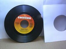 Old 45 RPM Record - Columbia 38-08050 - George Michael - Kissing a Fool (voc&ins