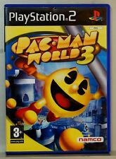 PAC-MAN WORLD 3 - PLAYSTATION 2 - PAL ESPAÑA - COMPLETO