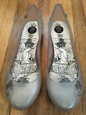 melissa women shoes size 6 Tinkerbell