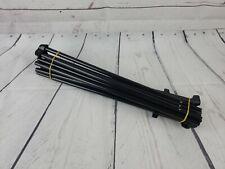 """Easy-Folding Easel Black Steel 63"""" Tall Display Easels Painting, Black Steel-B3"""