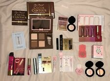 Too Faced 15 Pcs BNIB 100% Authentic High End Makeup Christmas Sets $150 Value