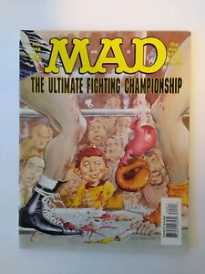 MAD Magazine Aug 1996 # 348 The Birdcage Movie Robin Williams Ultimate Fighting