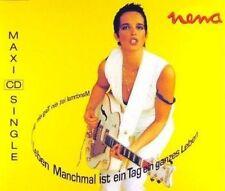 Nena Manchmal ist ein Tag ein ganzes Leben (1992) [Maxi-CD]