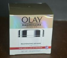 OLAY MAGNEMSKS INFUSION, REJUVENATING JAR MASK ( 4.5 OZ )