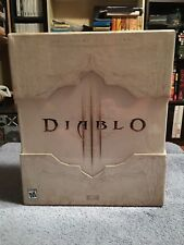 Diablo III: Collector's Edition (Windows/Mac, 2012) Factory Sealed MINT cond