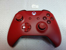 Official Microsoft Xbox One S 1708 Red Wireless Controller. 55