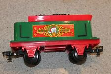 "Scientific Toys ""G"" Disney Holiday Coal Car Tender (Used)"