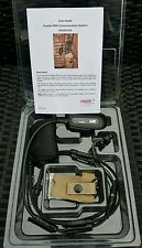 PRC 343 selex bowman & frontier headset, Amedextrouse pouch, 🙄