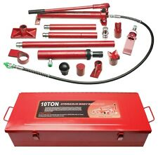 Martinetto idraulico,kit riparazione carrozzeria 10 Tonnellate ,pressa idraulica