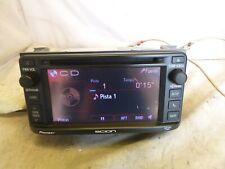 13 14 Scion FR-S Gps Navigation Radio Cd PT546-00140 AXCP-Q14U T10015 HLQ25