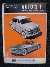 Arti Book Auto's Deel 1 wagens van F 4.000 - F 12.000 Rol / Rosier (Ned) #32