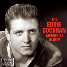 Eddie Cochran - The Memorial Album CD