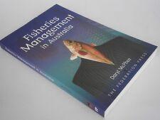 FISHERIES MANAGEMENT in Australia - Daryl McPhee 2008