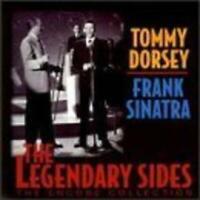 Legendary Sides by Tommy Dorsey Frank Sinatra (Cassette) NEW