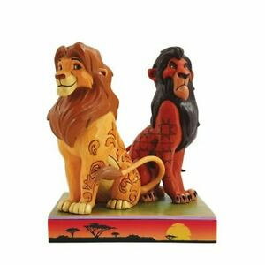 Disney Traditions The Lion King Simba and Scar Statue 8/17 2021 PRESALE