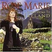 Going Home To Ireland, Rose Marie, Very Good CD