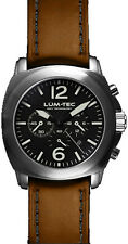 Lum-Tec Watch - M Series - M71S (40mm) Mens w/ Two Straps