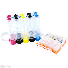 Empty Continuous Ink System For Canon PGI-250 CLI-251 IX6820 MG5520 iP7200 MX722