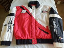 """Brand new vintage Racing Champions Apparel brand, """"WCW RACING"""" jacket size XL"""