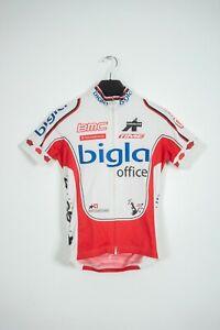 Ladies Assos BMC Bigla Team Cycling Jersey Full Zip Size XS