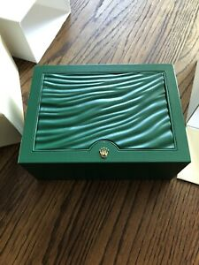 Genuine Rolex Watch Box - Box Only