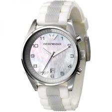 AR5882 New Genuine Emporio Armani S/S Ladies Stylish Bracelet Watch £179