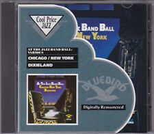 At The Jazz Band Ball - Chicago - New York Dixieland - Various Artists - CD