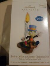 Hallmark Ornament Jiminy Cricket as Ghost of Christmas Past Disney 2012