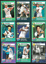 50)SI Kids Rare Men TENNIS Cards-Andre Agassi,Stefan Edberg,Pete Sampras,Becker+