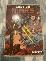 Far Cry 5 Lost On Mars Pre Order Poster Brand New Sealed ***SEE PICTURES