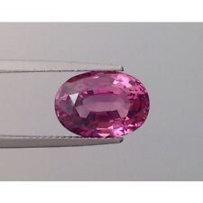 Natural Spinel 6.55 carats Purple color Oval shape very eye clean