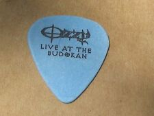 OZZY Zakk Wylde Live At the Budokan Tour guitar pick