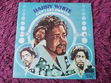 """Barry White – Can't Get Enough Vinyl 7"""" Single 1974 Spain SN-20.919"""