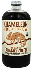 Chameleon Cold-Brew - Organic Cold Brew Coffee Concentrate Caramel - 32 fl. oz.