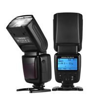 Universal Wireless Camera Flash Light Speedlite GN33 for Canon Nikon Sony DSLR