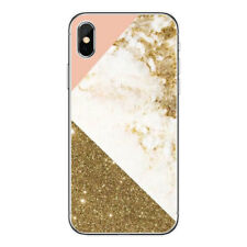 For Iphone 6 6S New Marble Pattern Ultra Thin Soft Rubber TPU Phone Case Cover