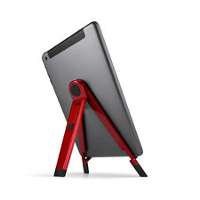Twelve South Compass 2 for iPad Red | Mobile Display Stand With Typing Angle